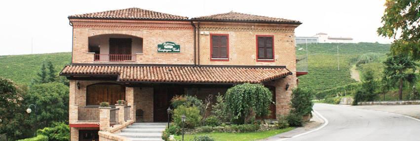 Campagna Verde a Castiglione Tinella