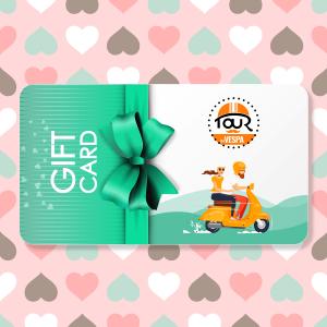Gift Card - Tour Vespa con pranzo nelle Langhe