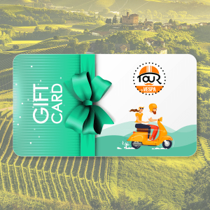 Gift Card - Weekend nelle Langhe in Vespa